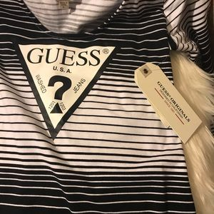 Guess Tops - Guess Bodysuit large
